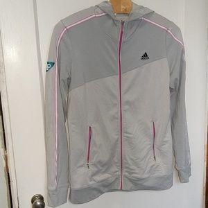 Adidas Paula Creamer climalite w/ sponsor patches